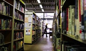 Allerton Library Liverpool