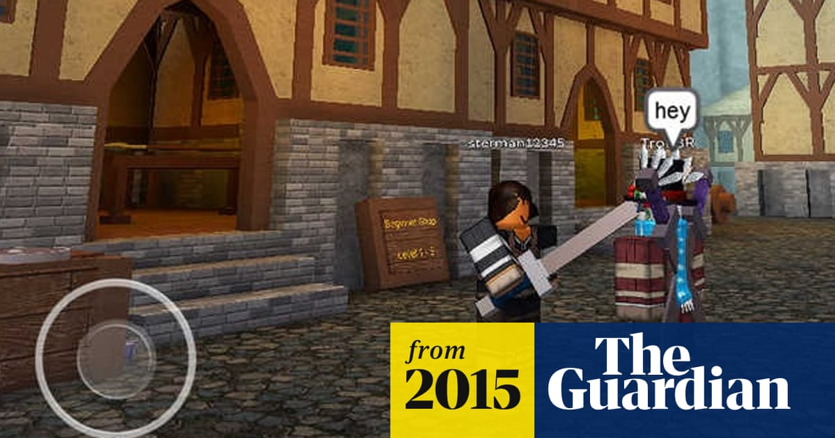 Roblox Hopes Minecraft Deal Shows Potential For User Generated