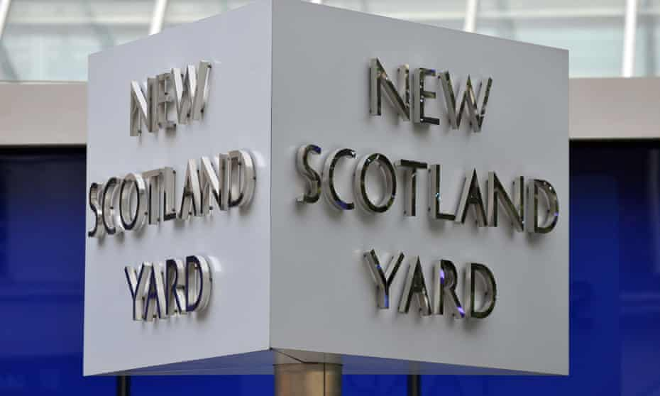 Scotland Yard controlled the secret undercover unit, the Special Demonstration Squad. Photo credit Nick Ansell/PA Wire