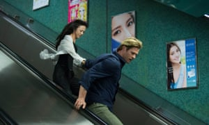 Tang Wei and Chris Hemsworth in Michael Mann's Blackhat
