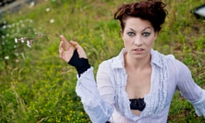 Amanda Palmer is one of Patreon's top-funded creators.