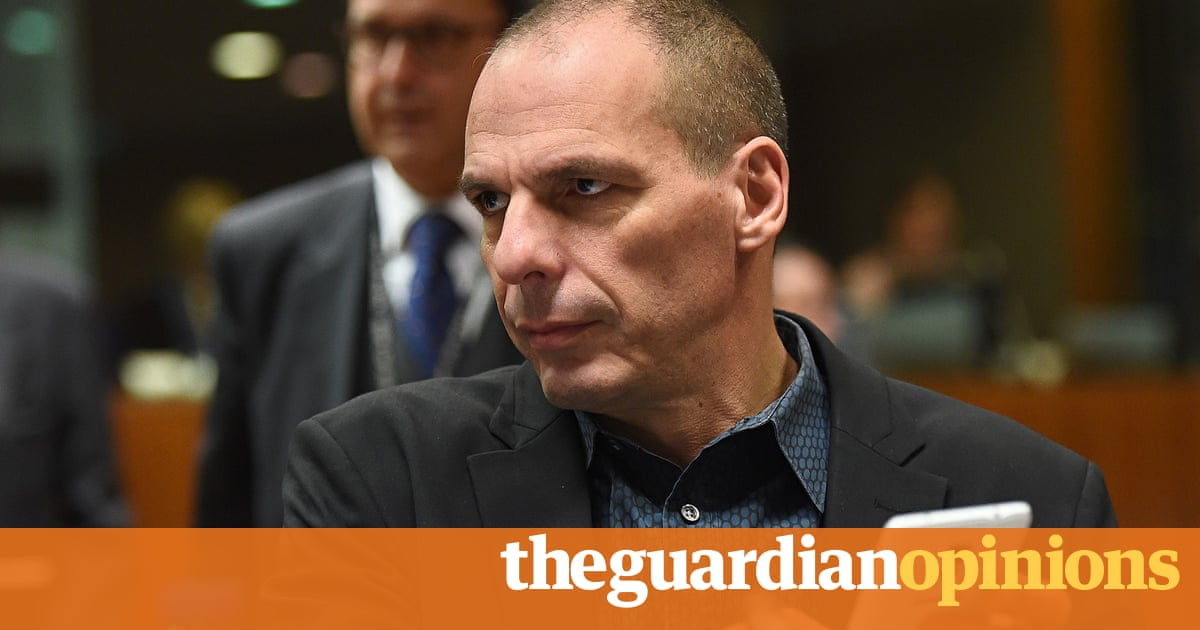 When yanis varoufakis stepped up so did zed books books the when yanis varoufakis stepped up so did zed books books the guardian fandeluxe PDF