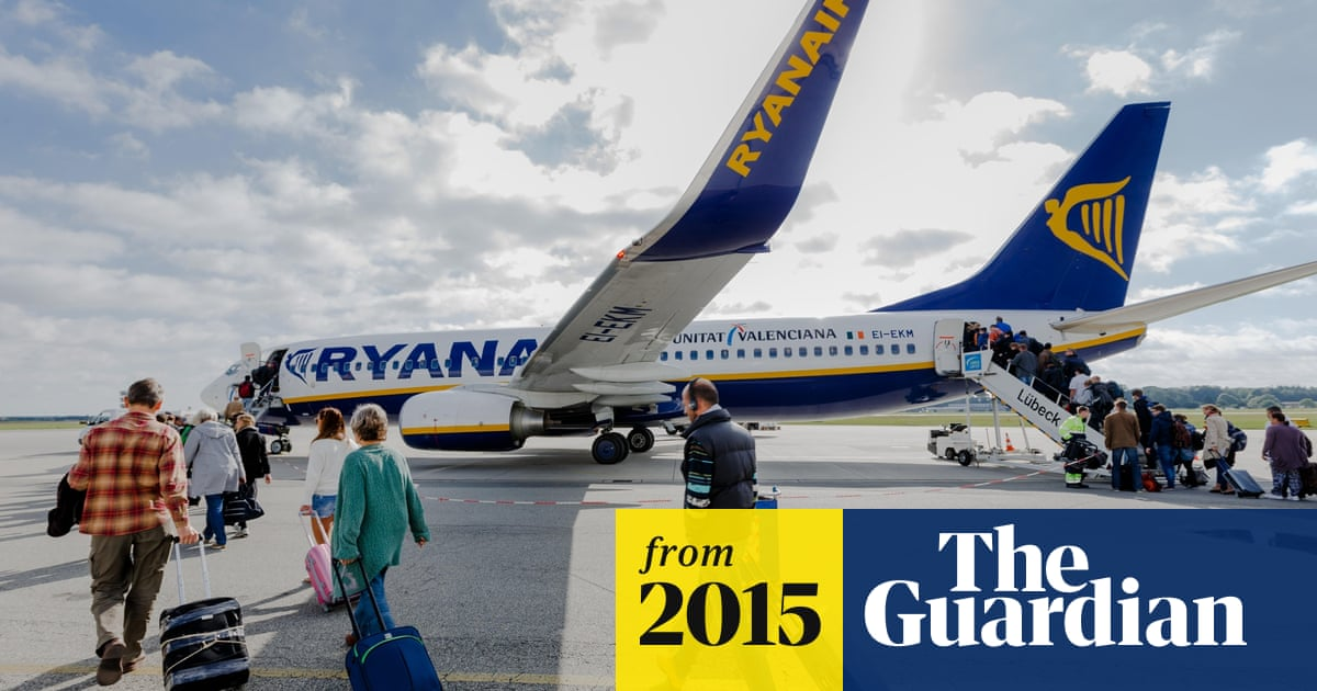 Ryanair plans to offer flights between Europe and the US