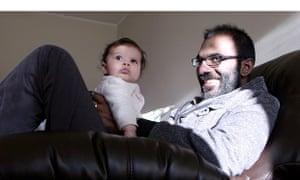 Paul Kalanithi with Cady
