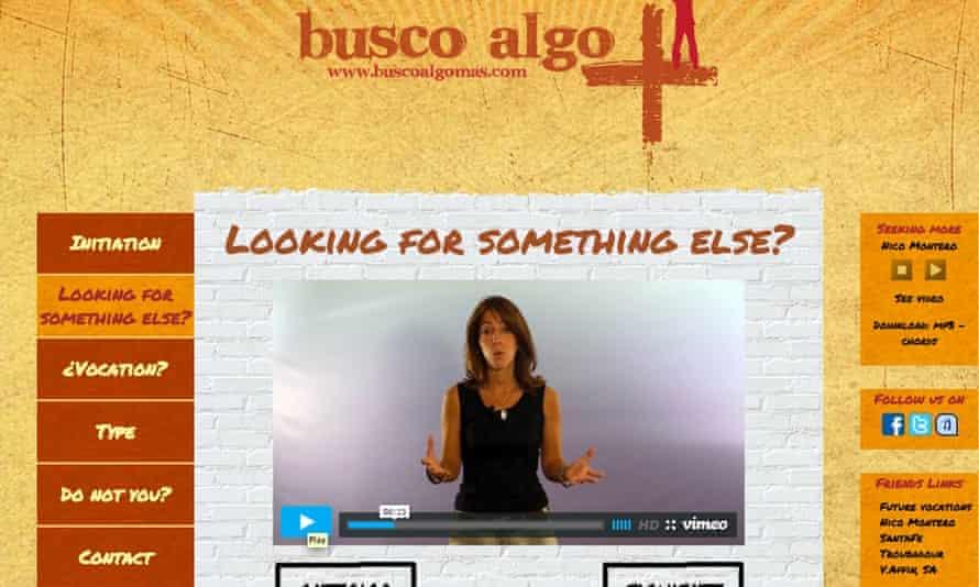 Website to recruit nuns. www.buscoalgomas.com