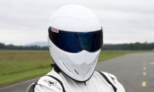 Top Gear's The Stig is to feature in gameshow The Getaway Car, fronted by Dermot O'Leary