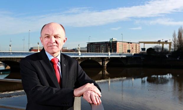 Northern Ireland's Equality Tsar