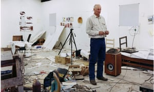 bruce nauman review a revolving education in art art and design