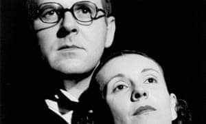 'Astonishing performances' …Randall was deeply impressed by Max Stafford-Clark's 1984 production of Michael Hastings' Tom and Viv at the Royal Court, starring Tom Wilkinson and Julie Covington.