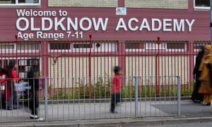 Oldknow Academy, said the report, had been judged outstanding by Ofsted in 2013, indicating that the watchdog had failed to identify any problems then.