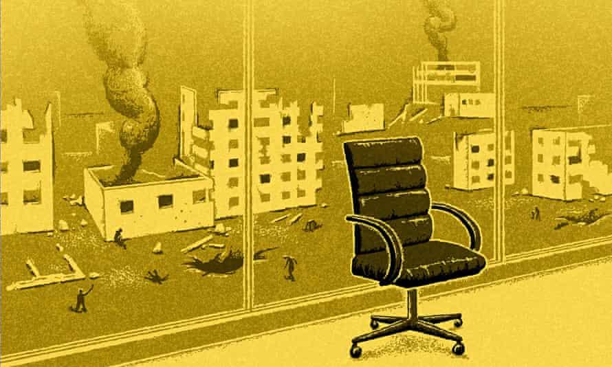 Matt Kenyon illustration: Tony Blair quits Quartet