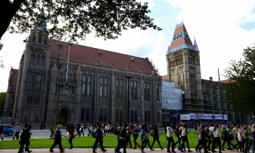 Manchester University students struggled with economic terms