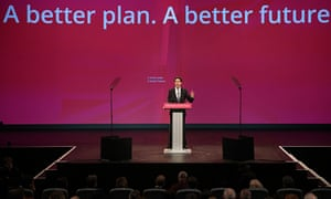 Ed Miliband at Labour spring conference