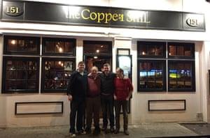 The Copper Still irish pub