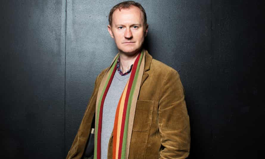 Mark Gatiss says he is too old for vicious satire, but believes it is time for the next generation to take charge.