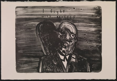 David Lynch / Fight With Myself (2013)