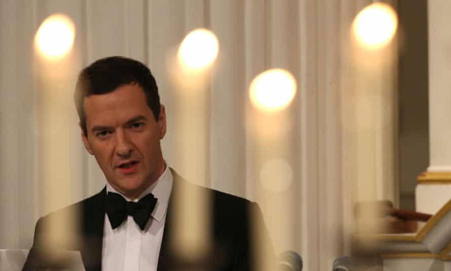 George Osborne has drawn up plans to remove inheritance tax on million-pound houses.