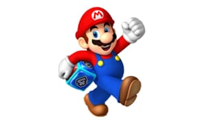 Classic Nintendo characters like Mario could be coming to mobile devices.