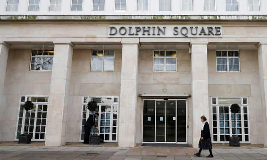 Dolphin Square in Westminster