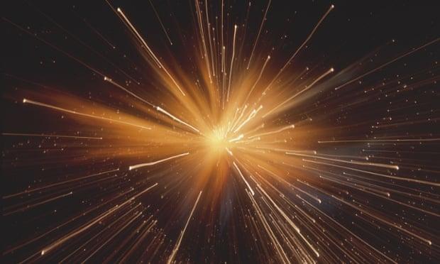Big Bang Cosmos Explosion Space Starburst