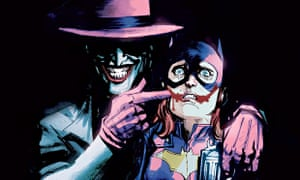 DC Comics pull cover of Batgirl menaced by Joker after