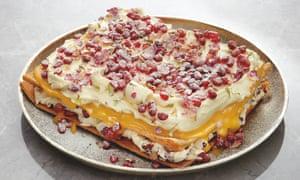 Yotam Ottolenghi's lemon and mascarpone mille-feuille
