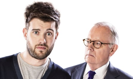 Jack Whitehall's Backchat: shifted from BBC3 to BBC2