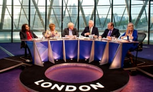 Question Time has been in London more than any other UK city since the last election.