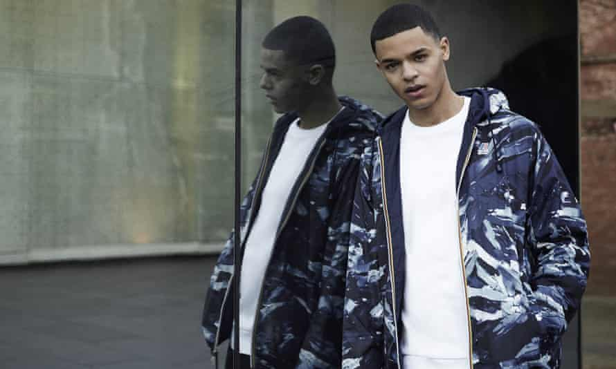 Topman is set to launch a collaboration with French 1990s waterproofers K-Way