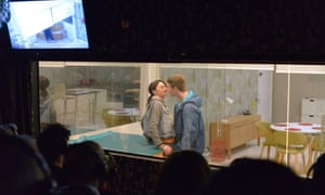 Game by Mike Bartlett at the Almeida theatre