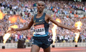 Olympic champion Mo Farah brought the issue to prominence 18 months ago.