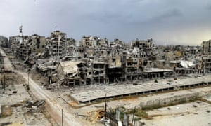 Homs, Syria: with over 220,000 people killed in four years of war, war crimes investigators are hoping Russia and China would be more amenable to a special tribunal on Syria.