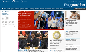 Guardian, FT, CNN and Reuters in ad deal to take on Facebook and
