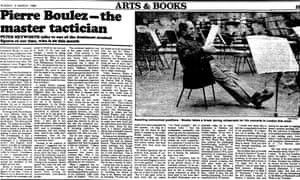 The Observer, 3 March 85.