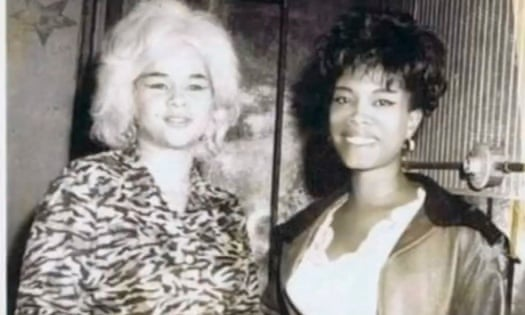 Lithofayne Pridgon: Jimi Hendrix's original 'foxy lady