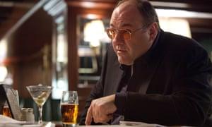 Gone too soon: James Gandolfini as Mickey in Killing Them Softly