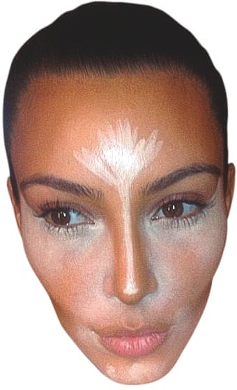 If Kim Kardashian can do it... my beginner's guide to facial contouring | Fashion | The Guardian