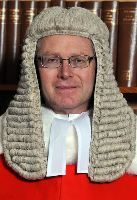 Mr Justice Nicol, the trial judge.