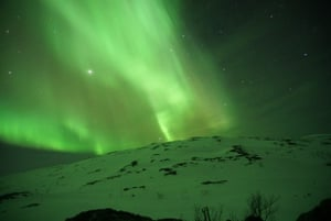 Northern Lights in Tromsø, Norway.