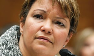 Former EPA administrator Lisa Jackson in Washington in 2011.