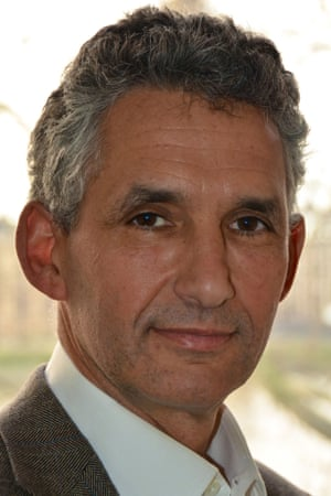 Professor Tim Spector.
