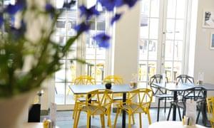 Cafe Opus at IKON, Birmingham