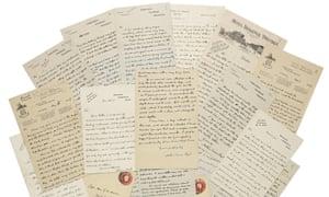 Arthur Conan Doyle letters at auction