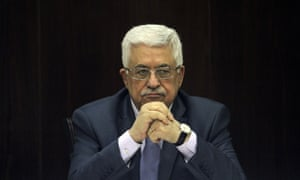 The Palestinian president, Mahmoud Abbas, may now increase pressure on the international community to recognise a Palestinian state