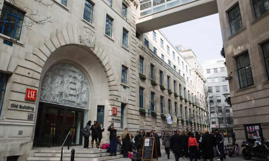LSE student protest