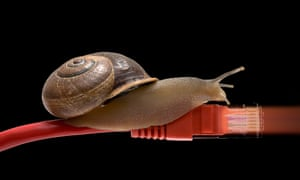 No more snail-paced internet is what George Osborne has promised in his budget.