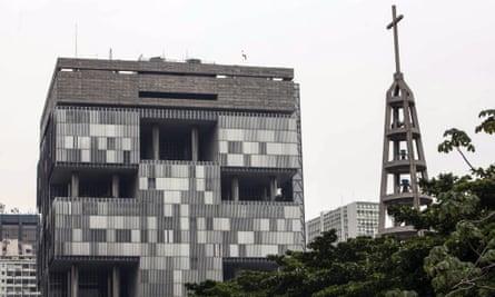 Headquarters Petrobras