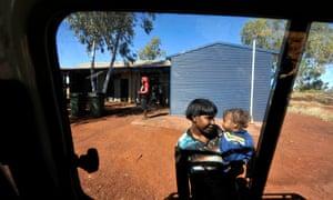 Indigenous community Western Australia