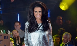Celebrity Big Brother: Katie Price won the first 2015 UK series