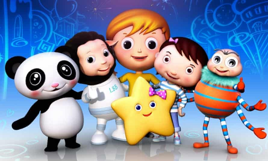 Little Baby Bum was launched on YouTube in 2011.